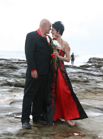 Fatima and Gordon's Wedding at Point Cartwright Sunshine Coast South East QLD