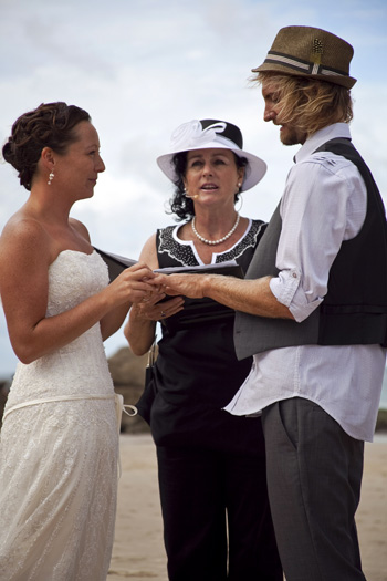 Marry Me Marilyn Jasmin & Oliver from England Wedding North Burleigh Beach Gold Coast