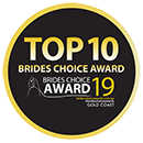 Marry Me Marilyn Winner Best Celebrant 2019 Brides Choice Awards Gold Coast