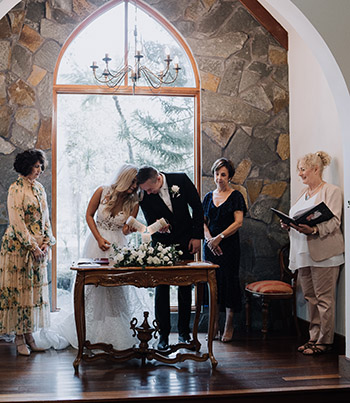 Marry Me Marilyn Anestassia & Jason Wedding Coolibah Downs Private Estate Chapel Mount Nathan Gold Coast