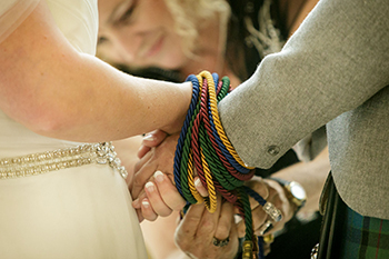 Marry Me Marilyn_Caroline & Mark Wedding Sanctuary Cove Chapel Intercontinental Hotel Sanctuary Cove_Scottish Handfasting