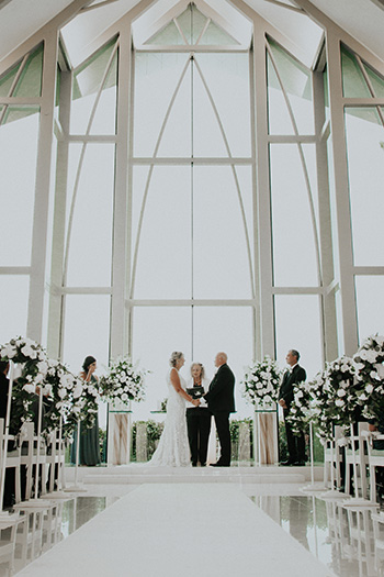 Marry Me Marilyn Deb & Don Wedding Chapel Intercontinental Sanctuary Cove Gold Coast