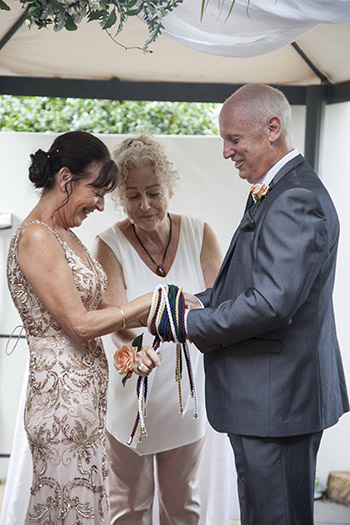 Marry Me Marilyn_Janice & Maurie Scottish Handfasting Wedding La Piazza on Bayview Runaway Bay