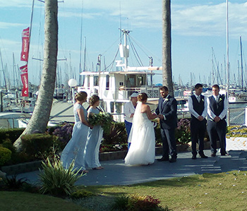 Marry Me Marilyn_Rachel_Nathan Wedding Royal Queensland Yacht Squadron Manly Brisbane